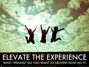 elevate experience