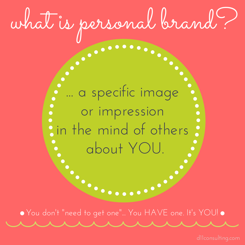 What is personal brand- (3)