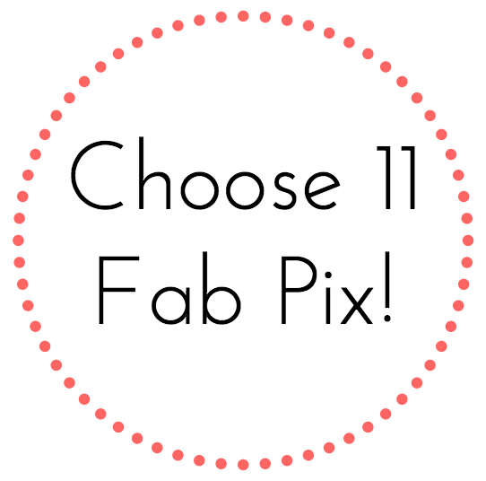11 fab pix button