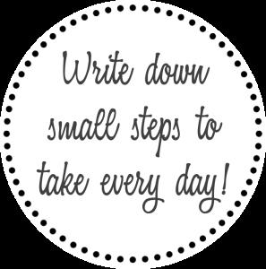 Small-Steps-Bubble