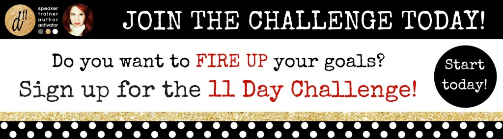 11 Day GOALS Challenge Landing Page - 1