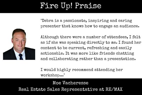 Moe - Fire Up Praise