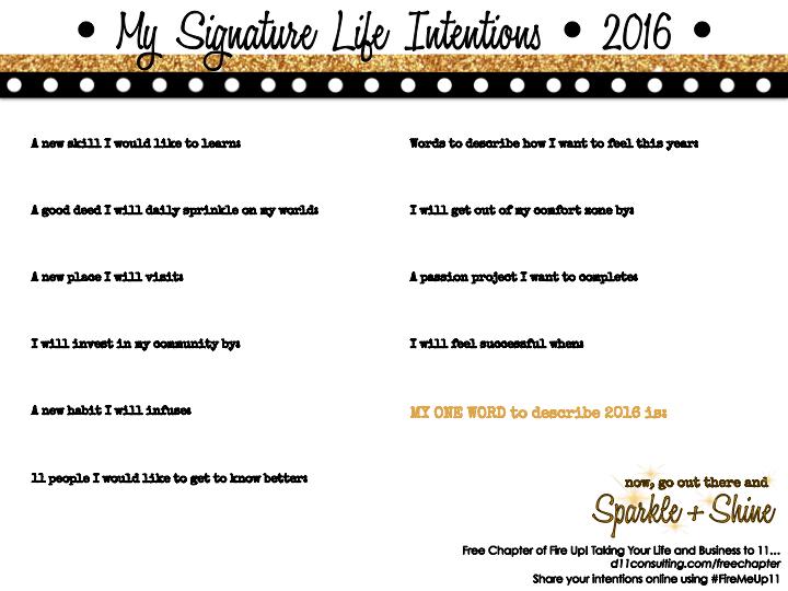 Signature Life - 2016