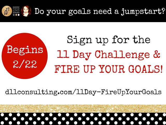 BlogPost- 11 Day GOALS Challenge