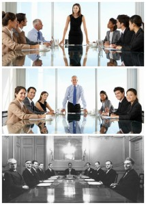 Boardroom Collage