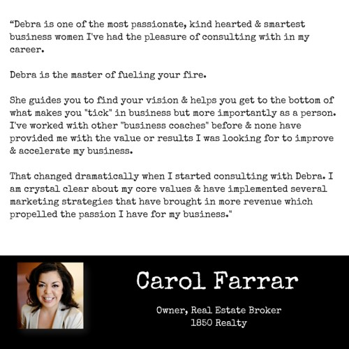 Carol - Fire Up Praise