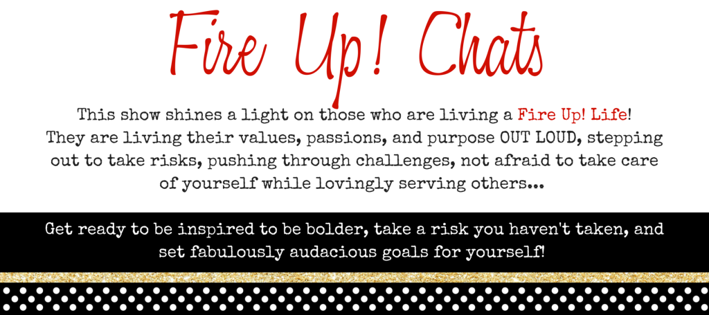 Fire Up! Chats Banner