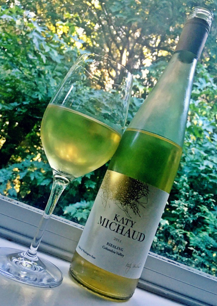 Katie Michaud - 2014 Riesling - FireUpWineDown-Molly Cantrell-Kraig