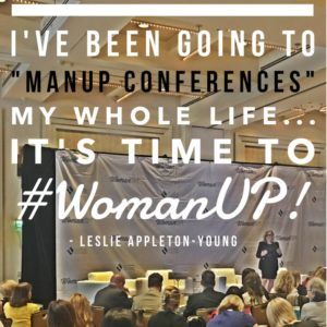 WomanUp Quotes